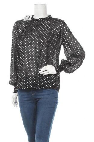 Дамска блуза Floyd By Smith, Размер M, Цвят Черен, Полиестер, Цена 12,29лв.