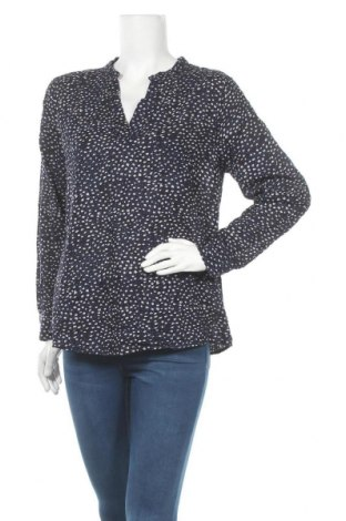 Дамска блуза Free Quent, Размер M, Цвят Многоцветен, Вискоза, Цена 17,85лв.