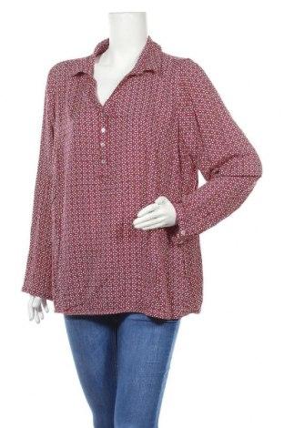 Γυναικεία μπλούζα Gina Laura, Μέγεθος XXL, Χρώμα Κόκκινο, Βισκόζη, Τιμή 9,94€