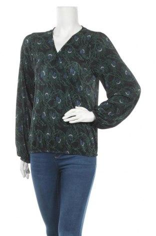 Дамска блуза Gina Tricot, Размер L, Цвят Многоцветен, Полиестер, Цена 8,51лв.
