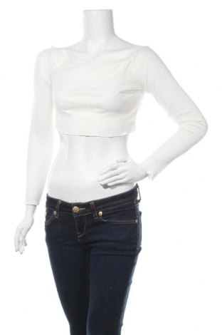 Dámská halenka Glamorous, Velikost L, Barva Bílá, 95% bavlna, 5% elastan, Cena  113,00Kč