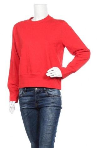 Дамска блуза H&M, Размер M, Цвят Червен, Цена 8,84лв.