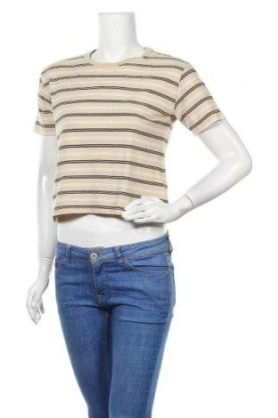 Γυναικεία μπλούζα Hollister, Μέγεθος XS, Χρώμα  Μπέζ, Βαμβάκι, Τιμή 8,18€
