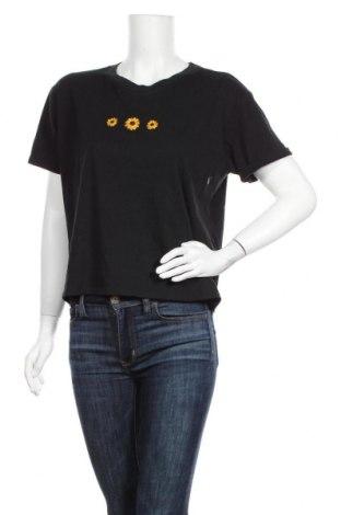 Γυναικεία μπλούζα Hollister, Μέγεθος L, Χρώμα Μαύρο, 100% βαμβάκι, Τιμή 10,65€