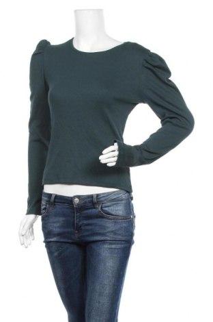 Γυναικεία μπλούζα Jdy, Μέγεθος M, Χρώμα Πράσινο, 95% βαμβάκι, 5% ελαστάνη, Τιμή 4,94€