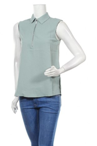 Дамска блуза Kiomi, Размер XS, Цвят Зелен, Полиестер, Цена 10,54лв.