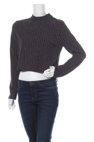 Дамска блуза Kiomi, Размер XL, Цвят Многоцветен, 80% полиестер, 15% метални нишки, 5% еластан, Цена 12,18лв.