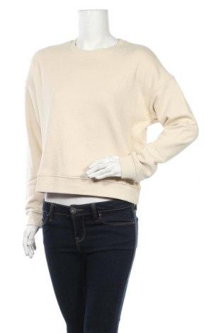Дамска блуза Lindex, Размер S, Цвят Бежов, 8% памук, 12% полиестер, Цена 54,00лв.