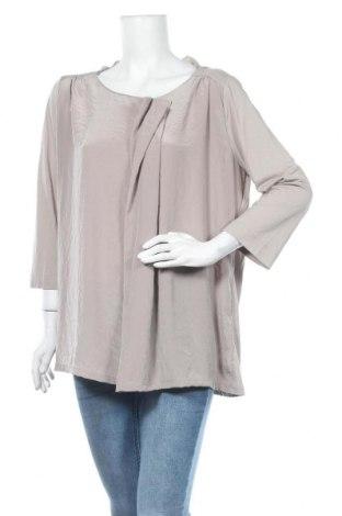 Дамска блуза Luisa Cerano, Размер XL, Цвят Бежов, Вискоза, Цена 30,71лв.