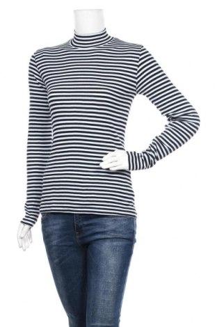 Дамска блуза Mads Norgaard, Размер M, Цвят Черен, Памук, Цена 26,46лв.