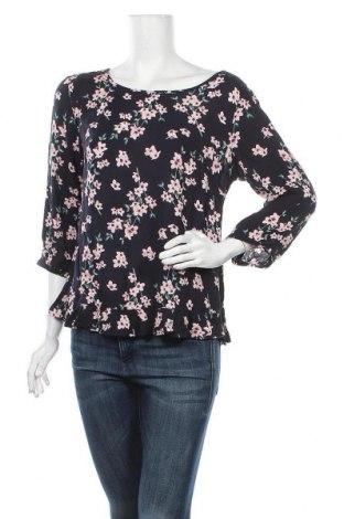 Дамска блуза Multiblu, Размер M, Цвят Син, Вискоза, Цена 18,90лв.