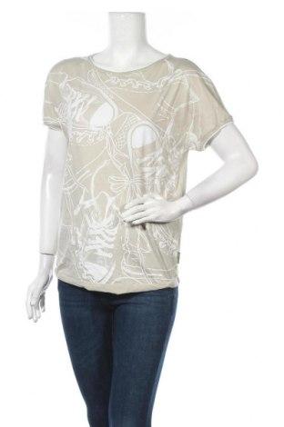 Дамска блуза Marc Cain Sports, Размер S, Цвят Бежов, Цена 49,14лв.