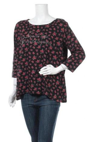 Дамска блуза Maxi Blue, Размер XXL, Цвят Черен, Цена 17,01лв.