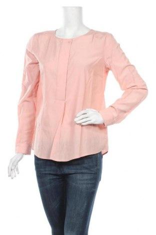 Дамска блуза Modstrom, Размер S, Цвят Розов, 50% вискоза, 50% полиестер, Цена 29,37лв.