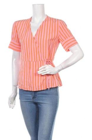 Дамска блуза Modstrom, Размер M, Цвят Розов, Вискоза, Цена 13,23лв.