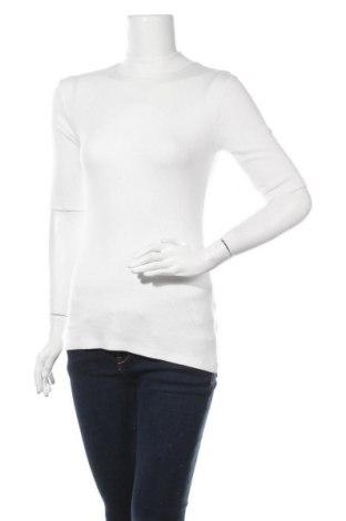Дамска блуза Modstrom, Размер S, Цвят Бял, 97% вискоза, 3% еластан, Цена 18,20лв.