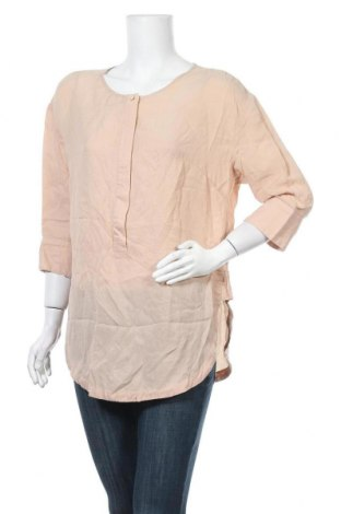 Дамска блуза Modstrom, Размер M, Цвят Бежов, Купро, Цена 18,90лв.