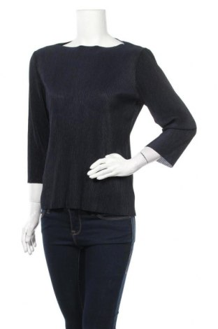 Дамска блуза Modstrom, Размер S, Цвят Син, Полиестер, Цена 5,99лв.
