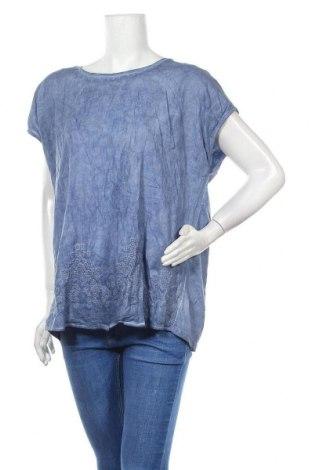 Дамска блуза My Blue by Tchibo, Размер XL, Цвят Син, Цена 15,12лв.