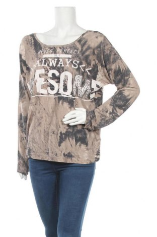 Дамска блуза NU Denmark, Размер XL, Цвят Многоцветен, Вискоза, Цена 18,48лв.
