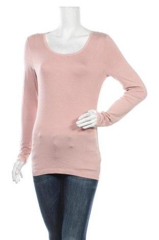 Γυναικεία μπλούζα Noa Noa, Μέγεθος S, Χρώμα Ρόζ , 95% βισκόζη, 5% ελαστάνη, Τιμή 22,81€