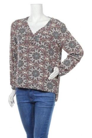 Дамска блуза ONLY, Размер M, Цвят Многоцветен, Вискоза, Цена 3,00лв.