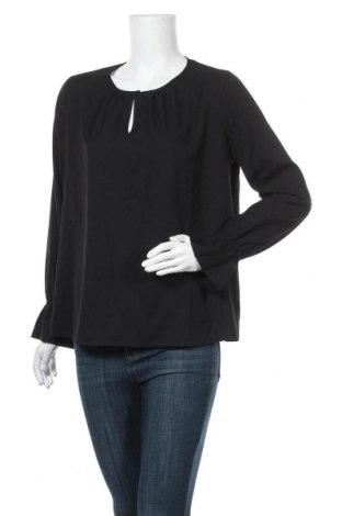 Дамска блуза Opus, Размер S, Цвят Черен, 93% полиестер, 7% еластан, Цена 19,95лв.