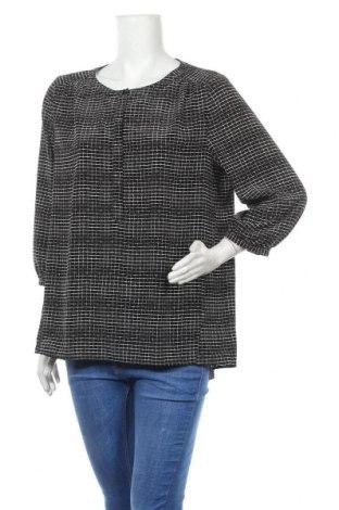 Дамска блуза Opus, Размер L, Цвят Черен, Полиестер, Цена 19,95лв.