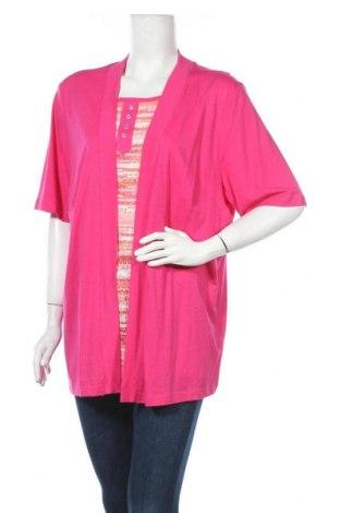 Дамска блуза Paola, Размер XXL, Цвят Многоцветен, Памук, модал, полиестер, вискоза, Цена 6,98лв.