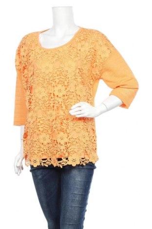 Дамска блуза Paola, Размер L, Цвят Оранжев, Цена 6,56лв.