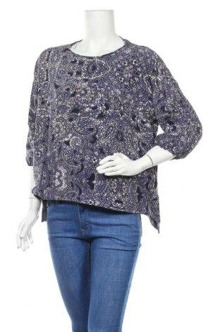 Дамска блуза Part Two, Размер M, Цвят Син, Вискоза, Цена 15,44лв.