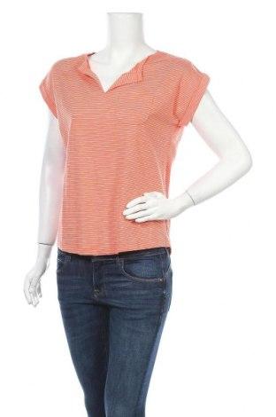Дамска блуза Part Two, Размер S, Цвят Оранжев, Памук, Цена 31,50лв.