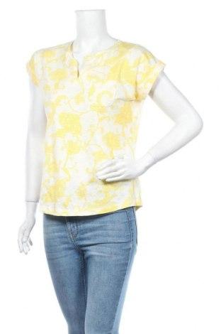 Дамска блуза Part Two, Размер S, Цвят Жълт, Памук, Цена 29,25лв.