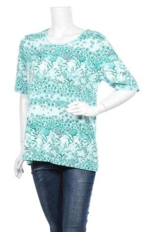 Дамска блуза Rabe, Размер XL, Цвят Зелен, 92% вискоза, 8% еластан, Цена 17,85лв.