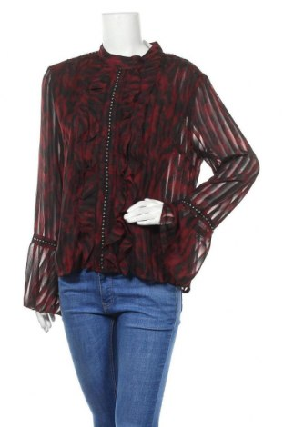 Дамска блуза Religion, Размер L, Цвят Черен, Полиестер, Цена 28,60лв.