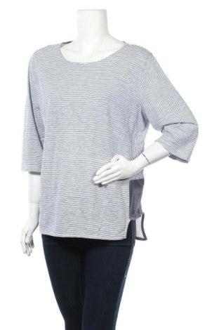 Дамска блуза Siren, Размер XL, Цвят Бял, Памук, Цена 28,93лв.