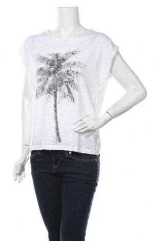 Дамска блуза Soaked In Luxury, Размер M, Цвят Бял, Цена 13,23лв.
