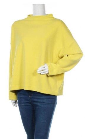 Дамска блуза Someday., Размер L, Цвят Жълт, 50% полиестер, 44% модал, 6% еластан, Цена 48,30лв.