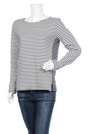 Дамска блуза Someday., Размер M, Цвят Син, 96% памук, 4% еластан, Цена 14,18лв.