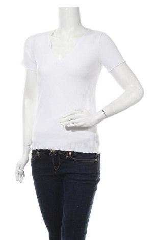 Дамска блуза Sparkz, Размер L, Цвят Бял, 76% полиестер, 20% вискоза, 4% еластан, Цена 31,50лв.