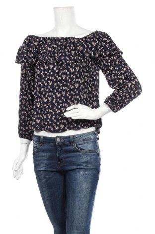 Дамска блуза Sparkz, Размер XS, Цвят Син, Вискоза, Цена 16,49лв.