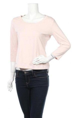 Дамска блуза St.Emile, Размер M, Цвят Розов, 86% памук, 14% еластан, Цена 33,60лв.