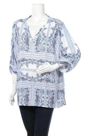 Γυναικεία μπλούζα Suzanne Grae, Μέγεθος XXL, Χρώμα Πολύχρωμο, 97% πολυεστέρας, 3% ελαστάνη, Τιμή 6,37€