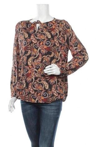 Дамска блуза Taifun By Gerry Weber, Размер XL, Цвят Многоцветен, Вискоза, Цена 14,49лв.