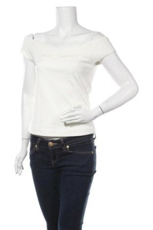 Γυναικεία μπλούζα Ted Baker, Μέγεθος S, Χρώμα Λευκό, 65% βισκόζη, 30% πολυεστέρας, 5% ελαστάνη, Τιμή 44,78€