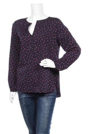 Дамска блуза Tom Tailor, Размер L, Цвят Син, Полиестер, Цена 26,93лв.
