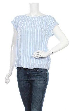 Γυναικεία μπλούζα Tom Tailor, Μέγεθος XS, Χρώμα Μπλέ, Βισκόζη, Τιμή 3,96€