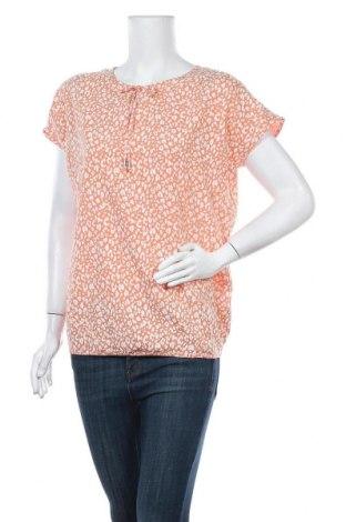 Γυναικεία μπλούζα Tom Tailor, Μέγεθος M, Χρώμα Πορτοκαλί, Βισκόζη, Τιμή 4,87€
