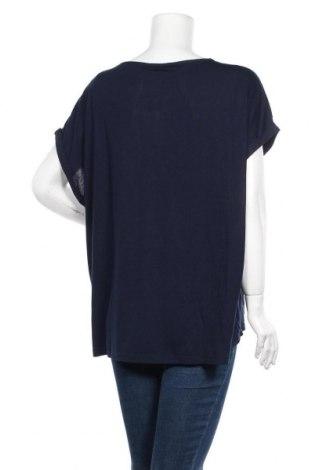 Γυναικεία μπλούζα Tom Tailor, Μέγεθος 3XL, Χρώμα Μπλέ, Βισκόζη, Τιμή 15,08€