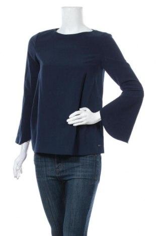 Γυναικεία μπλούζα Tommy Hilfiger, Μέγεθος M, Χρώμα Μπλέ, 50% μαλλί, 30%ακρυλικό, 20% πολυεστέρας, Τιμή 21,53€